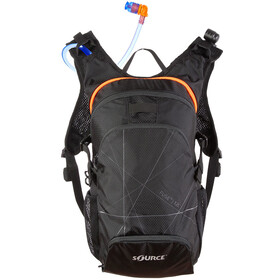 SOURCE Fuse Trinkrucksack 3+9l black